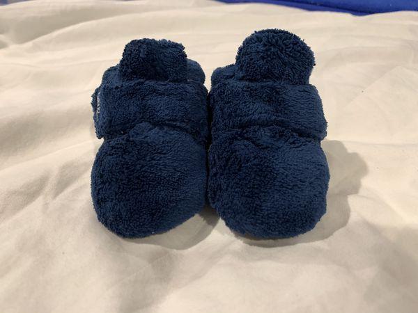 Warm Fleece Baby Booties
