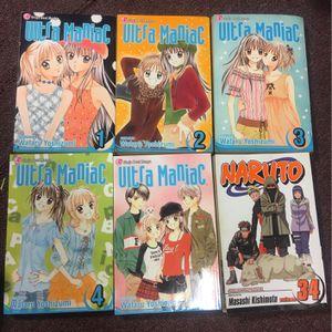 Anime Books! for Sale in McDonough, GA