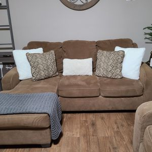 Sofa and Loveseat L-Shape for Sale in Loganville, GA