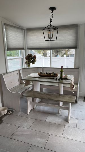 Kitchen nook table set for Sale in Wantagh, NY