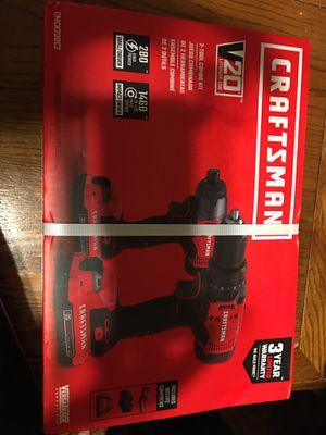 Craftsman drill set new never opene for Sale in Hokendauqua, PA