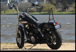 Harley Davidson Dyna Sissy Bar for Sale in Las Vegas, NV