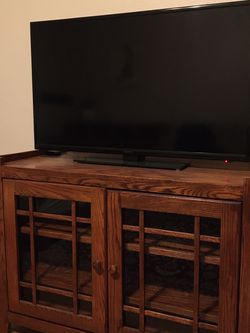 Nice Wood Cabinet/TV Stand for Sale in Portland,  OR