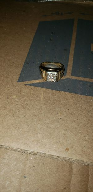 14k gold and diamonds ring for Sale in Los Angeles, CA