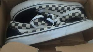 Vans low checkerboard for Sale in Navasota, TX