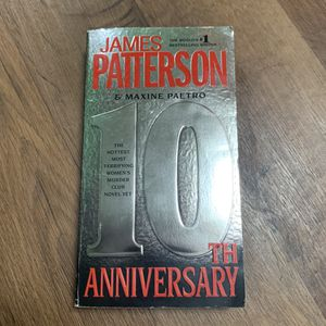 10th Anniversary by James Patterson for Sale in Limestone, TN