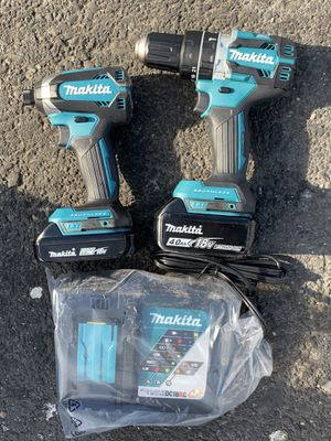 MAKITA BRUSHLESS DRILL, IMPACT for Sale in San Jose, CA
