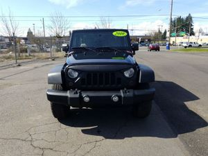 2010 Jeep Wrangler for Sale in Vancouver, WA