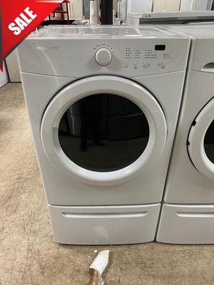 🌟🌟Large Capacity Electric Dryer Frigidaire With Pedestal #1060🌟🌟 for Sale in Orlando, FL