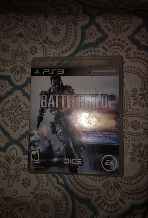 Battlefield 4/ PS3/ USED for Sale in Savannah, GA