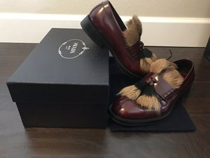 Men's designer shoes Louis Vuitton Salvatore Ferrigamo Di Bianco Tods and more for Sale in Holiday, FL