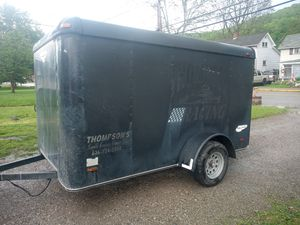 97 pace 5'x10' box trailer for Sale in Dillonvale, OH