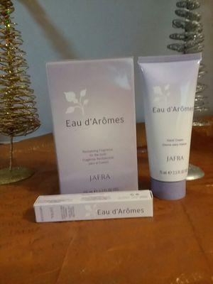 juego de perfume eau ď arómes jafra producto for Sale in Manassas, VA