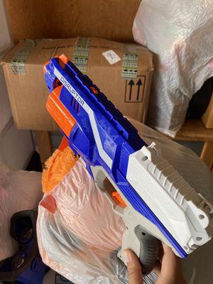 Nerf Gun & Harry Potter Cap for Sale in Anaheim, CA