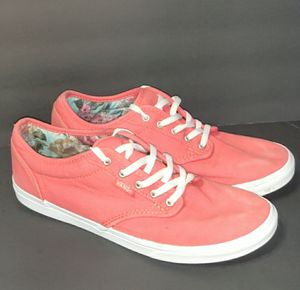 Vans women shoes size 8.5 for Sale in E RNCHO DMNGZ, CA