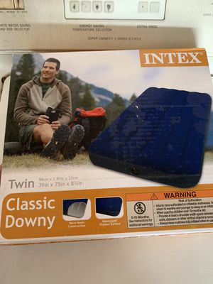 Inflatable Bed Twin for Sale in South Gate, CA
