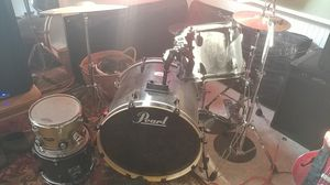 Pearl drum set for Sale in Chapel Hill, NC