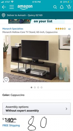 Tv stand for Sale in Westborough, MA