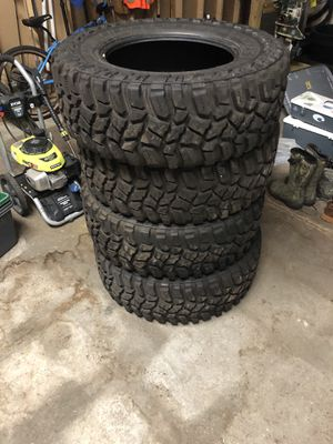 "Cooper 37"" Mudd-Tires for Sale in Grosse Ile Township, MI"