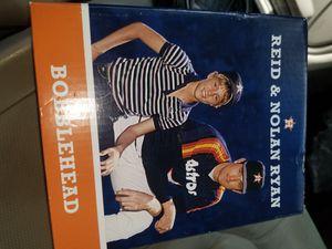 Reid and Nolan Ryan bobblehead brand new for Sale in Houston, TX