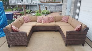 Patio furniture couch for Sale in Warren, MI