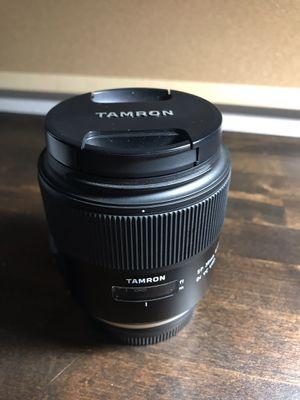 Tamron 35mm lense for Sale in Chula Vista, CA