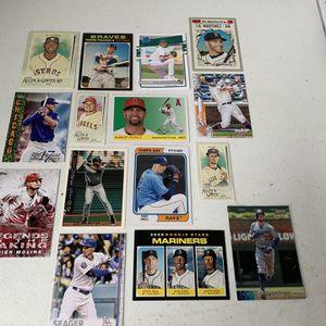 Premium Baseball Card Lot for Sale in Washougal, WA