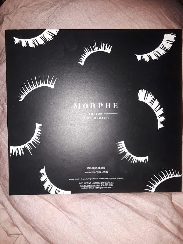 394616d1d09 Morphe lash book for Sale in Visalia, CA - OfferUp
