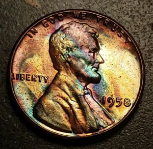 1958 wheat penny for Sale in Conroe, TX
