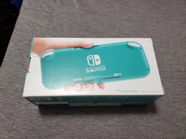 Brand Nintendo Switch Lite