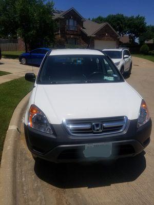 Honda CRV 2004 Clean Title for Sale in Denton, TX