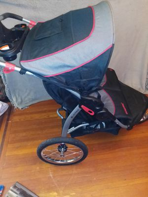 Expedition Double Jogger Stroller by Baby Trend.Double for Sale in Queens, NY