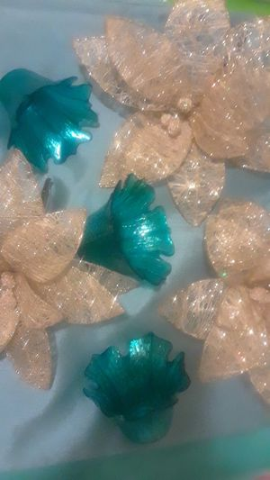 TEAL AND GOLD for Sale in Stockton, CA