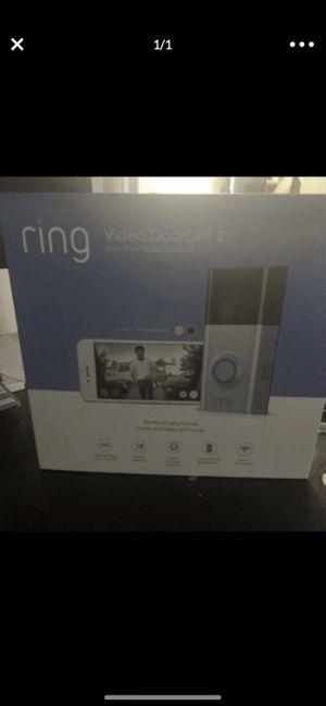 Ring Video Doorbell 2 for Sale in Los Angeles, CA