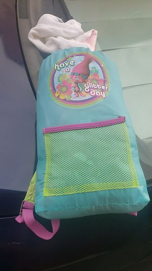 Trolls sleeping bag kids for Sale in Santa Paula, CA