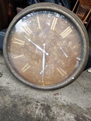Large beautiful clock for Sale in Shoreline, WA