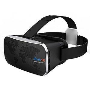 Virtual Reality Headset, Skyro VR Headset and 3D Video Glasses for VR Games and 3D Movie, Compatible with 4.0-6.0 Inch iPhone & Android {link removed} for Sale in Cary, NC