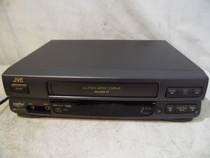 VTG JVC HR-VP434U Ultra Spec Drive DA 4 Head VHS Video Cassette Tape Player Recorder for Sale in Clifton Heights, PA
