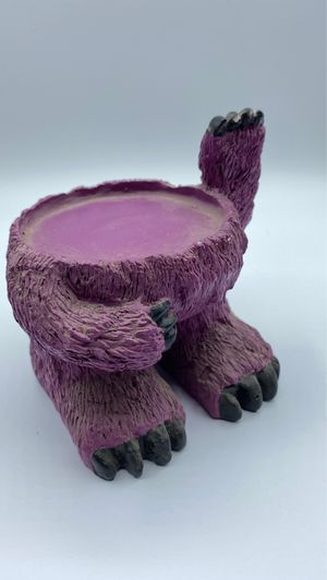 Monster Feet Candle Holder for Halloween for Sale in San Diego, CA