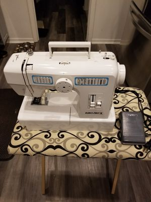 Euro Pro sewing machine for Sale in Bowie, MD