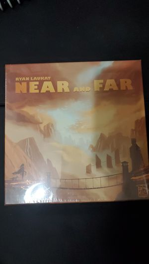 Near and Far board game for Sale in Milpitas, CA