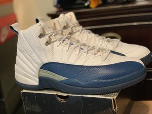 ** Jordan retro 12 French blue size 13 ** for Sale in Austin, TX