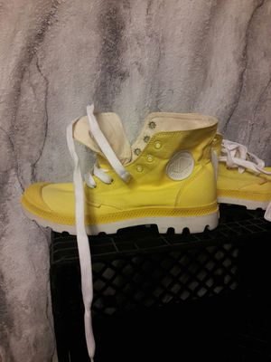 Palladium boots size 8.5 22 dollars for Sale in Los Angeles, CA