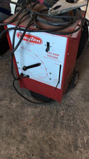Dayton 230 amp welder for Sale in Monroe, MI