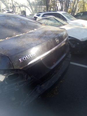 Auto & Body Parts 2012 Hyundai Equus for Sale in Dallas, TX