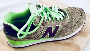 New Balance like new 7 1/2 US size. Girl shoes for Sale in Sudbury, MA