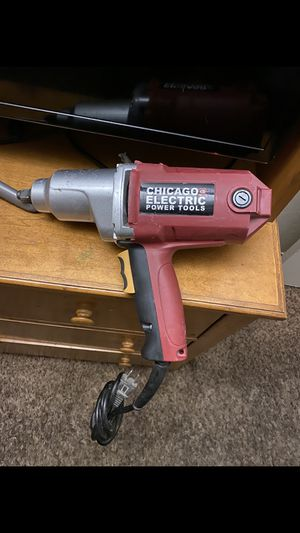 chicago electric power tools drill for Sale in Anaheim, CA