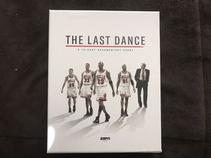The Last Dance limited edition blu ray set for Sale in Elk Grove, CA