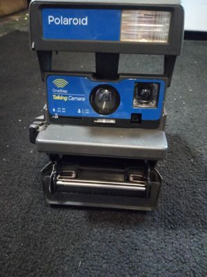 Polaroid one step talking camera for Sale in Denver, CO