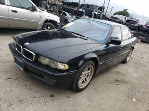 BMW 740IL PARTING OUT for Sale in Fontana, CA
